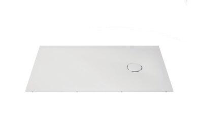 Krion Solid Surface Douchebak P802 Snow White 1300x800x48mm