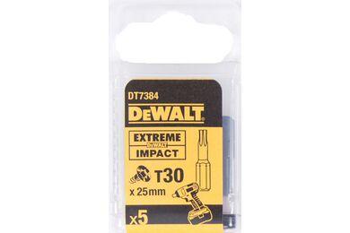 DEWALT DT7384T-QZ Impact Torsion 25mm Torx T30