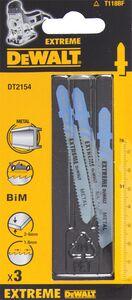 dewalt decoupeerzaagblad jbx bi-metaal dt2154-qz t118bf