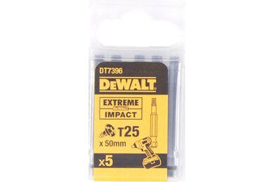 DEWALT DT7396T-QZ Impact Torsion 50mm Torx T25