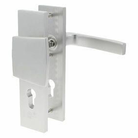 starx deurbeslag kruk/duwer kort 72mm skg3