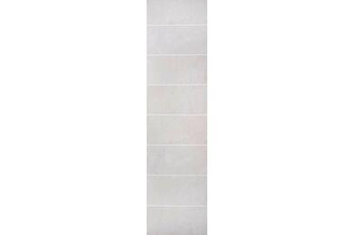 Fibo-Trespo Wandpaneel Crescendo 1531 Blanco Grande 2400x620x11mm