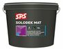 sps solodek latex mat wit 10ltr