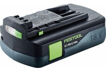 FESTOOL Accu BP 18 Li 3,1 CI