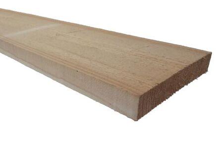 vuren steigerhout gedroogd ruw PEFC 70% 32x200x4000mm