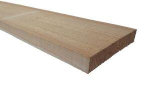 steigerhout droog (vuren me) 32x200x5000