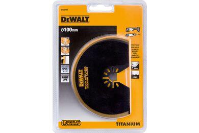 DEWALT DT20709-QZ Segmentzaagblad Titanium 100mm