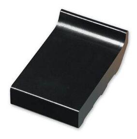 terca raamdorpel verglaasd zwart kering 20mm 160x105x30
