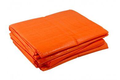 Oranje Dekzeil 3000x4000mm