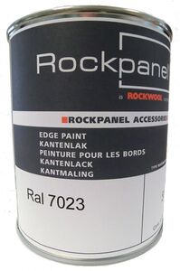rockpanel kantenlak gebroken wit ral 9010 750ml