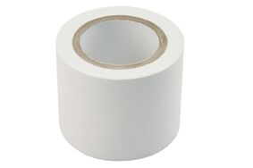 tape pvc 50mm x 10m wit