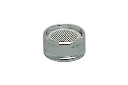 straalregelaar chroom  m24 buitendraad waterbesparend