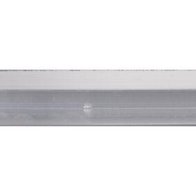 stoeltjesprofiel aluminium 11x26mm 200cm
