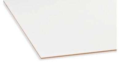 Mdf E-1 Lakdraagfolie 2 zijdig Wit 2440x1220x18mm