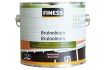 FINESS Bruinoleum Donkerbruin 2,5Ltr