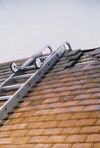 laddernokhakenset voor oprijdbare ladder