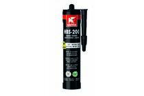 GRIFFON HBS-200 Liquid Rubber Zwart 310ml