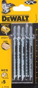 dewalt decoupeerzaagblad xpc hcs dt2211-qz t111c