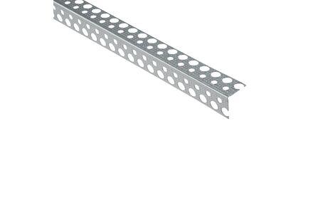 slimgrip stuchoek dunpleisterprofiel sg1030 verzinkt staal 1-3x3m