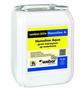 weber.klin hamoline protect aqua gevelimpregneer