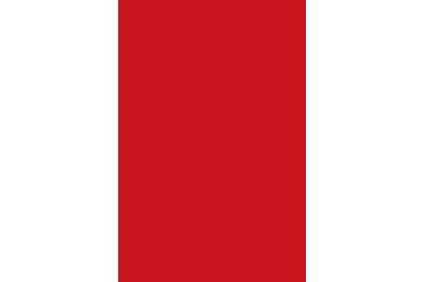 Kronospan Spaanplaat 7113 Chilli Red  2800x2070x18mm
