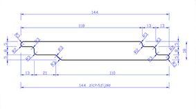 wrc dubbel halfhouts rabat r18 22x150x3050