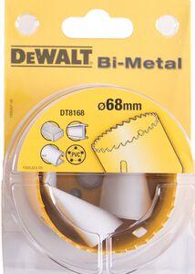 dewalt gatenzaag bi-metaal dt8168-qz 68mm