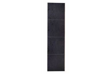 Fibo-Trespo Wandpaneel  M66 1066 C Black 2400x620x11mm