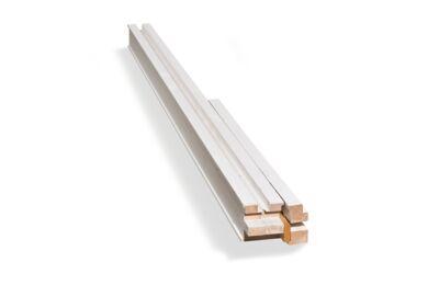 Naaldhout Deurkozijn Gegrond Opdek 90x2315mm PEFC