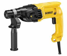 dewalt boorhamer sds-plus d25032k-qs 22mm 710w in tstak-koffer