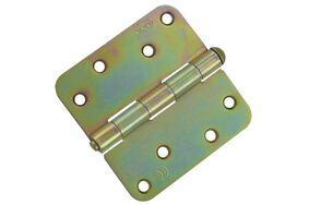 axa scharnier met ronde hoeken 76x76mm 1105-24-23e