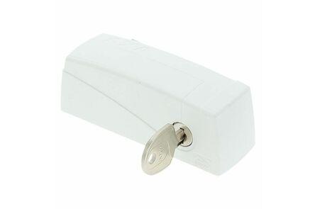 axa oplegslot automatisch 3016-00-98bl wit skg2