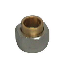 koppeling chroom m24 bidrx15mm capilair