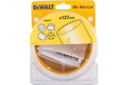 dewalt gatenzaag bi-metaal dt8227-qz 127x40mm