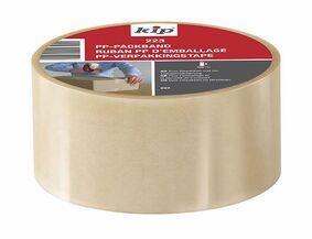 kip verpakkingsband pp 223 50mm x 66m transparant