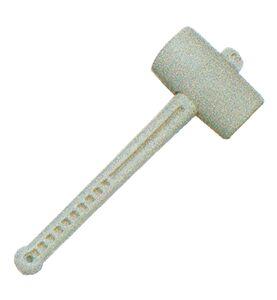 melkmeisje tegelhamer vlekvrij 55mm wit mm781055