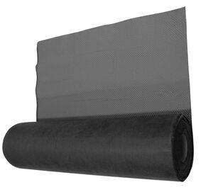 ubbink aluminium kilgoot zwart op rol 10m 650mm