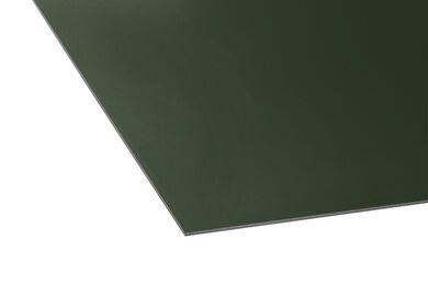 TRESPA Izeon Satin RAL 6009 Dennengroen Enkelzijdig 2130x1420x6mm