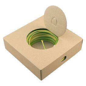 installatiedraad vd 2,5mm² geel/groen