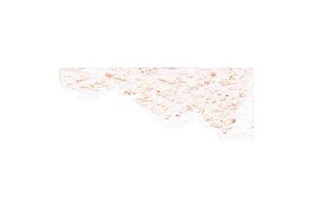 grenen decorlijst wit gegrond fsc mix 70% 12x32x2700