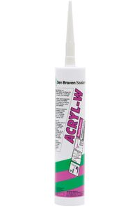 acrylaatkit-w wit koker 310ml