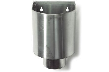 rheinzink vergaarbak mini 80mm walsblank