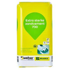 beamix zandcement extra 730 zak 25kg