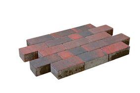 tremico bkk 7cm rood/zwart 10,5x21x7cm