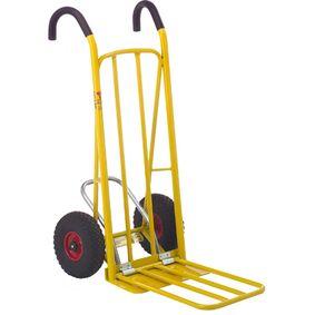 steekwagen ergo 550x1120x160/520 +voethefboom 250kg