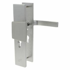 starx deurbeslag kruk/duwer lang 72mm skg3