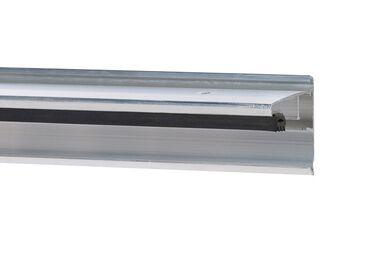 MAWIPEX Rubbercover EPDM Daktrim Inclusief Bevestigingsmateriaal 60x55x2500mm