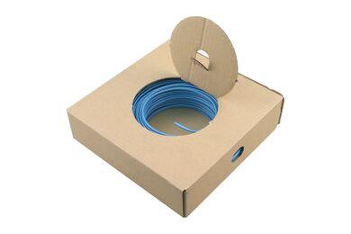 Installatiedraad Blauw 2,5mm 100m