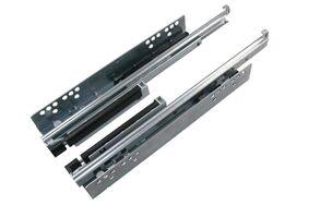 ladegeleider softclose 400mm 2 stuks