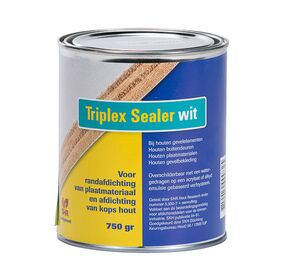 triplex-sealer wit 750gr